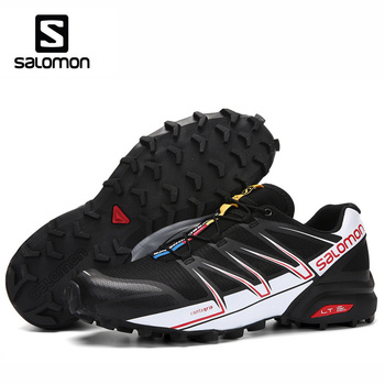 Original Men Running Shoes Salomon SpeedCross Pro Lightweight Sneakers Speed cross