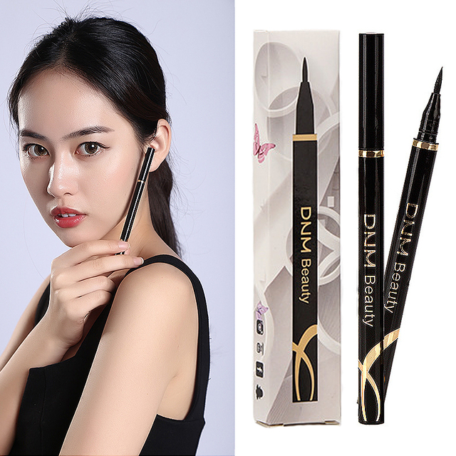 Fashion Multicolor Liquid Eyeliner Waterproof Long-lasting Make Up Women Comestic Eye Liner Pencil Makeup Crayon Eyes Marker Pen