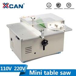 Мини-пила XCAN 24 В, регулируемая пила с двойным мотором, мини-пила для ручного шлифования, полировки, мини-эклектическая пила