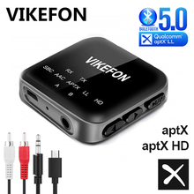 Передатчик приемник CSR8675, Bluetooth 5,0, aptX, HD, LL, 3,5 мм, AUX, RCA, TV, беспроводная связь, Bluetooth, аудио адаптер