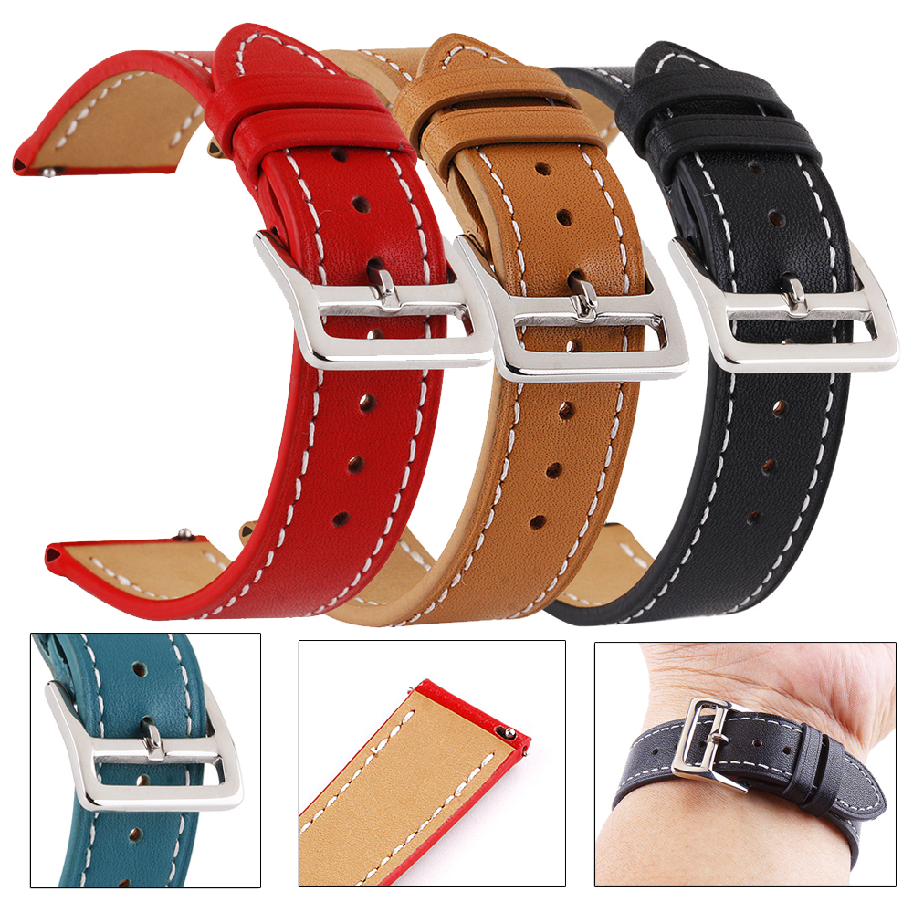 20mm 22mm Strap Huawei Gt 2 For Samsung Galaxy Watch 42mm 46mm Huami Amazfit GTR Bip Active 40mm 44mm Gear Sport S2 S3 Band