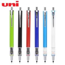 1pcs UNI M5 559 מילוי אוטומטי מסתובב פעילות עיפרון 0.5mm קורו טוגה מראש בדיקה עיפרון תלמיד 2x מהירות סיבוב