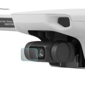 Image 2 - 2 sztuk Mavic Mini / Mini 2 Drone Screen Protector 9H twardość Anti Scratch szkło hartowane Film dla DJI Mavic Mini akcesoria