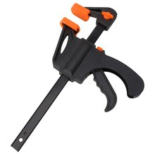 Woodworking Clamp Manual Woodworking F Clamp F-Type Clamp Woodworking Fixture Woodworking 6 Inch-30 Inchdiscount woodworking from offcuts