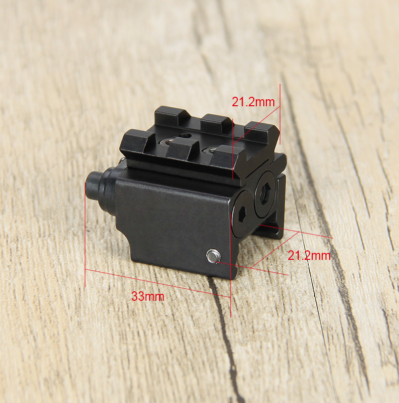 Tactical laser Mini Red Laser Sight For Glock-2