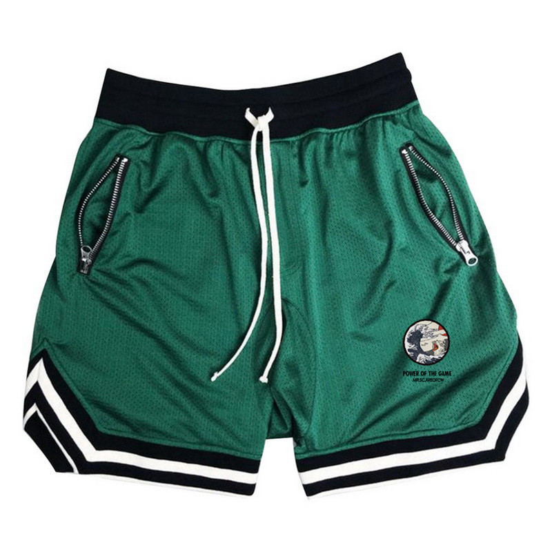 2020 Summer Shorts Men's And Women's Quick-drying Fitnes Short Homme Casual Beach Shorts Men's Boardshorts Elastic Waist 6 Color