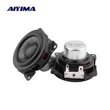 AIYIMA 2 шт. 2 дюйма полный спектр портативный мини-аудиодинамик 4 Ом 16 Вт DIY динамик драйвер для Sony громкоговоритель Bluetooth