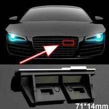 1 pçs da grade dianteira do carro emblema da grade s linha sline s linha sline para audi tt j8 b8 a1 a3 a4 b5 b6 b7 a5 a6 rs1 2 3 4 bens de carro