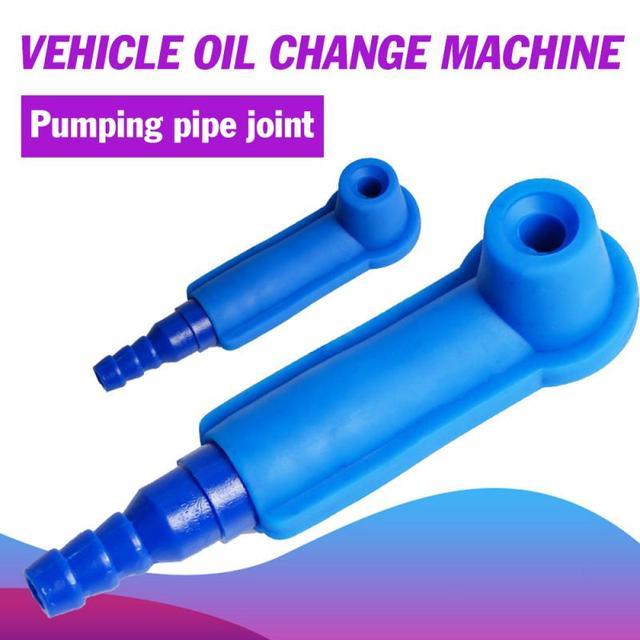 Outil déchange rapide dhuile et dair de changeur dhuile de frein pour des véhicules de Construction de voitures pour loutil de réparation de voiture de support de tuyauterie de Modification