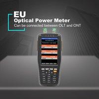 Pon medidor de potência óptica com 1 mw vfl localizador visual falha alta precisão 1310/1490/1550nm fibra tester TM70B OV1 Localizadores de disjuntor     -