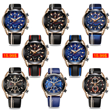 2020 8.28 Activity LIGE Fashion Men Watch Top Brand Luxury 3