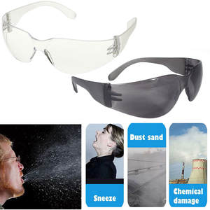 Eyewear Sunglass Protective-Glasses Transparent Goggles Driver Dust-Proof Working-Lab