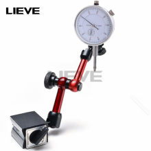 10mm Dial Indicator Magnetic stands Dial indicator Universal Magnetic Base Holder Stand Table Scale Precision Indicators Measure