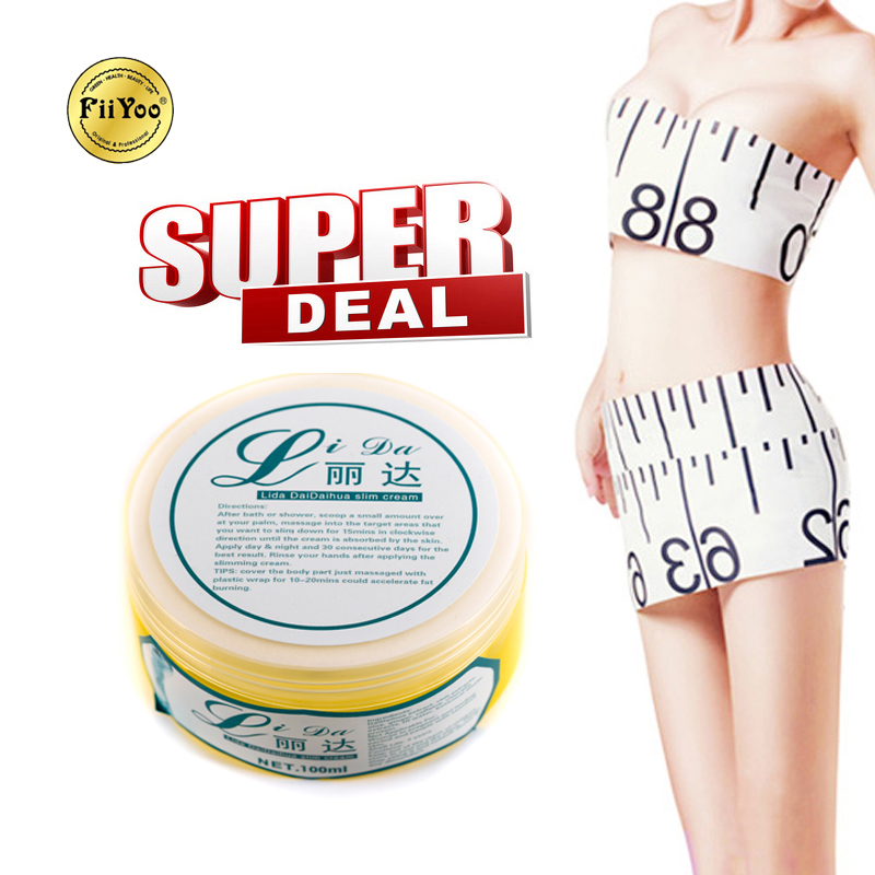 Most Effective Daidaihua Slimming Creams Fat Burner LIDA Weight Loss Cream Chinese Old Formula