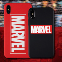 Spiderman and Marvel Phone Cases for IPhone (5 Designs) 6
