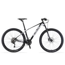Opony SAVA rower górski 29 mtb Bike 29 rower górski z włókna węglowego MTB 29 rower z Shimano DEORE M6000 30 prędkości bicicleta tanie tanio Unisex Ze stopu aluminium ze stopu aluminium Mężczyźni Stal 160-185 cm 0 1 m3 Wiosna widelec oleju (wiosna odporność olej tłumienia)