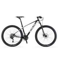 SAVA Mountain Bike 29 mtb bike 29 Mountain Bike Carbon Fiber MTB 29 Bicycle with Shimano DEORE M6000 30 Speed Bicicleta