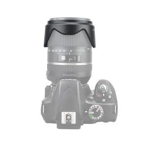 Image 4 - Pare soleil réversible pour caméra à fleurs pour Tamron 16 300mm f/3.5 6.3 Di II VC PZD objectif MACRO remplace Tamron HB016