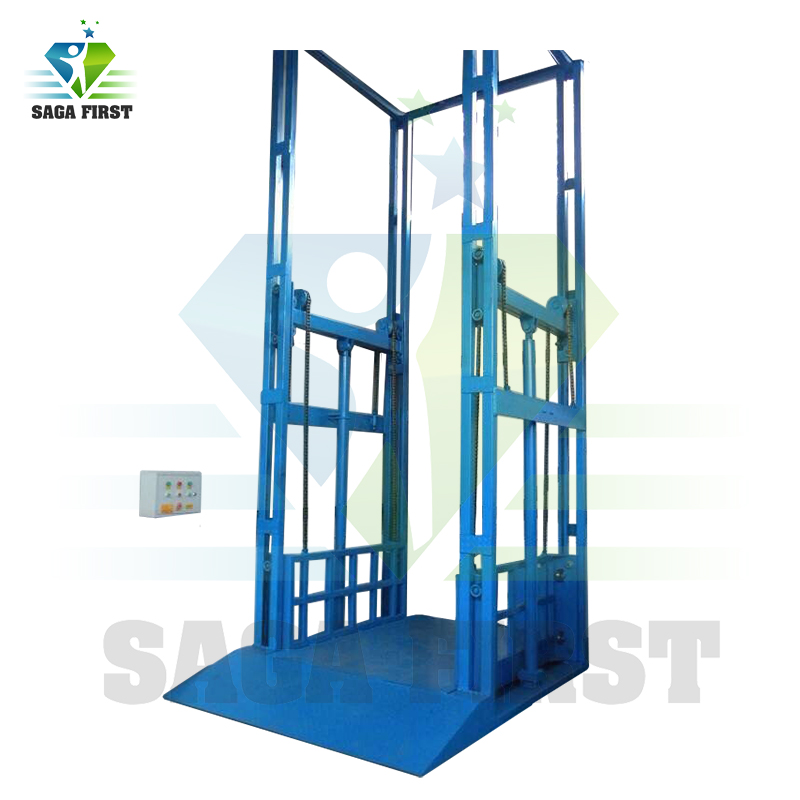 Heavy Duty Electric Vertical Cargo Elevator Lift