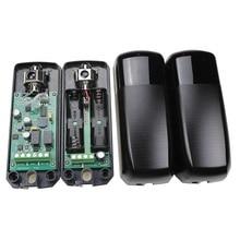 122 modelo de energia da bateria só automatizado portão seguro infravermelho sensor/balanço/deslizante/garagem portão e porta segurança fotocélulas infravermelhas