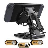 SUPCASE Draagbare Verstelbare Desk Mount Houder Dock Voor iPhone iPad Air Pro Mini  Galaxy Tab  voor Nintendo Schakelaar en Meer 4-13''