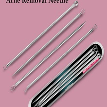 Blackhead-Remover-Tool Pimple Acne-Removal-Needle Facial-Pore-Cleaner Skin-Care Face