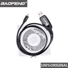 Baofeng Walkie Talkie T1, Cable de programación USB para 100% de Radio bidireccional T1, BF 9100 Y controlador de puerto con Software de CD, BF T1 Original