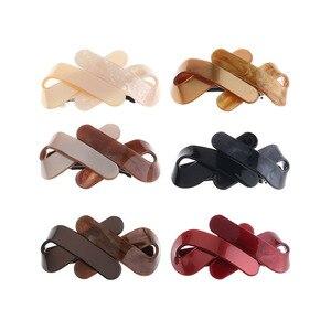 Бренд Mi Dairy, Новое поступление 2020, семь цветов, двойной бант, весенние заколки для хвоста, такой же стиль, украшение для волос со звездой для ж...