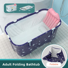 Grande banheira de banho adulto tambor suor vapor plástico engrossar banheira portátil casa sauna isolamento dobrável balde banho