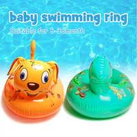 Accesorios de flotación para piscina de bebé, juguetes de anillo de natación para bebés de 0 a 5 años, Flotadores para niños, juguetes de verano, accesorios de flotación para baño para recién nacidos