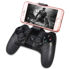 ipega Bluetooth 2.4G Wireless Controller Gamepad Joystick for PS3 Android Phone Tablet PC Laptop(Black) стоимость