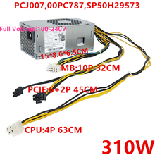 New PSU For Lenovo TFX M310 410 415 510 610 710 90 E73S H3060 G/D/F5060 510s B415 Power Supply PCJ007 PCC001 00PC787 SP50H29573