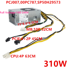 PSU Power-Supply PCC001 M310 TFX Lenovo New for M310/410/415/.. Pcj007/Pcc001/00pc787/Sp50h29573