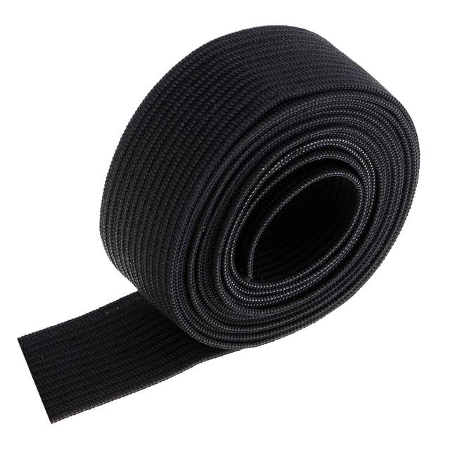 Cordon élastique plat 20mm large artisanat ruban bande robes couture ceinture