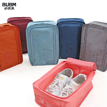 BUBM Travel Shoes Clothing Bag Shoes Organizer Sorting Pouch Zip Lock Home Storage Bag Shoe Sorting Pouch Multifunction