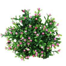 15 cabeças artificial aglaia odorata flores planta casa festa de casamento decoração para decoração festa de casamento casa jardim escritório