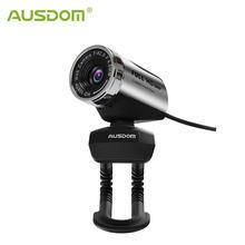 Веб камера ausdom aw615 hd с микрофоном usb 20 1080p