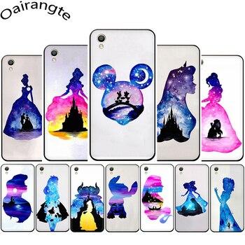 Перейти на Алиэкспресс и купить Силиконовый чехол для телефона принцесса Алиса Король Лев для OPPO A1K A5 A9 Reno Z 2 10X Realme 2 A5 3 5 Pro Q X lite