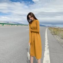 La MaxPa Concise High Waist Dress Midi Instagram Fashion Hipster Vogue Slim Women Clothing Elegant Casual Summer 2019