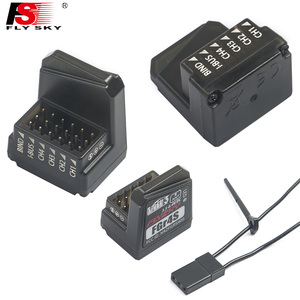 Image 4 - FLYSKY – Récepteur bidirectionnel à antenne unique FGR4/FGR4S/FGR4P, multiplexeur 4 voies PPM/IBUS pour télécommande FS NB4