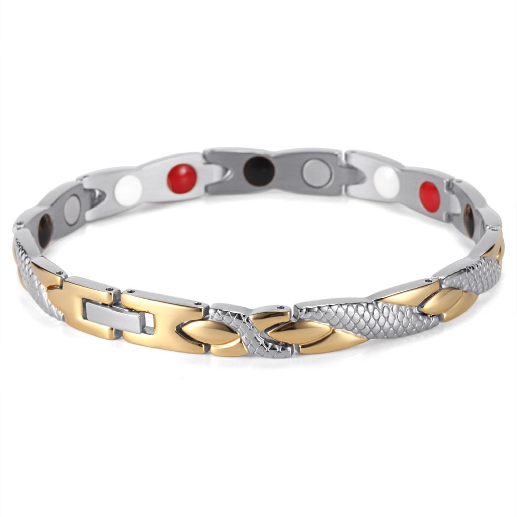 He3df939b86204b8e8b8457416e27fb5dM - Stainless Steel Bracelet Anklets for Arthritis