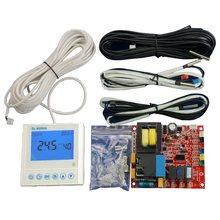 Lilytech zl r200a универсальный контроллер воздушного теплового