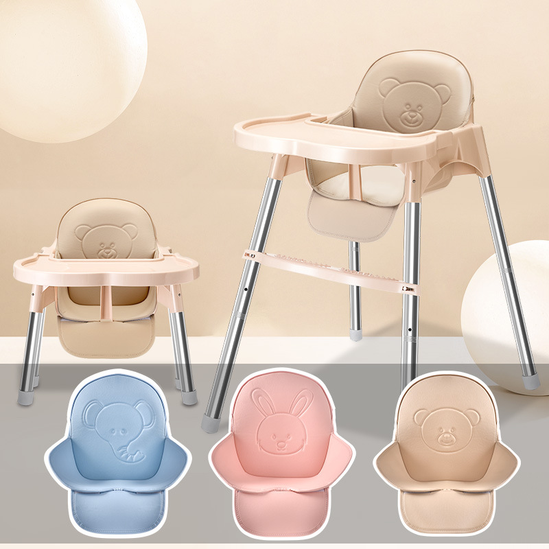 Baby Table Baby Chair Portable Multifunctional Highchairs Seat Back Home