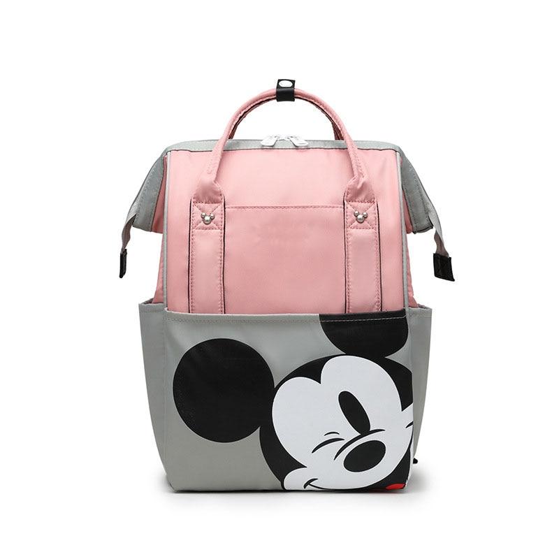 2020 Mickey Backpack Women Large Capacity Storage Bag Fashion  Female Travel Backpack Lady Shoulder School Bag Mochila Feminina