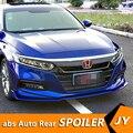 Для Honda Accord Body kit спойлер 2018-2019 для Accord PT ABS задний спойлер передний бампер диффузор защитные бамперы