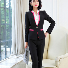 Formal Professional Women Business Suits OL Styles Ladies Office Spring Autumn B