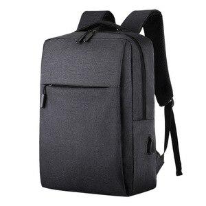 Image 1 - Đa Chức Năng Chống Trộm Laptop Mochila 15.6 Inch Túi Cổng Sạc USB Schoolbag Kinh Doanh Du Lịch Túi Đựng Laptop