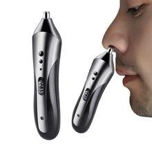 Электрический триммер для волос в носу ушной инструмент бороды