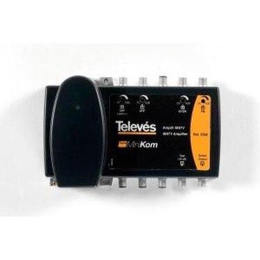 Central TV 4E/1 S FM-VHF-UHF-UHF MiniKom 4G-LTE
