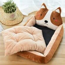 Домик для собаки товары домашних животных домик кровать коврик